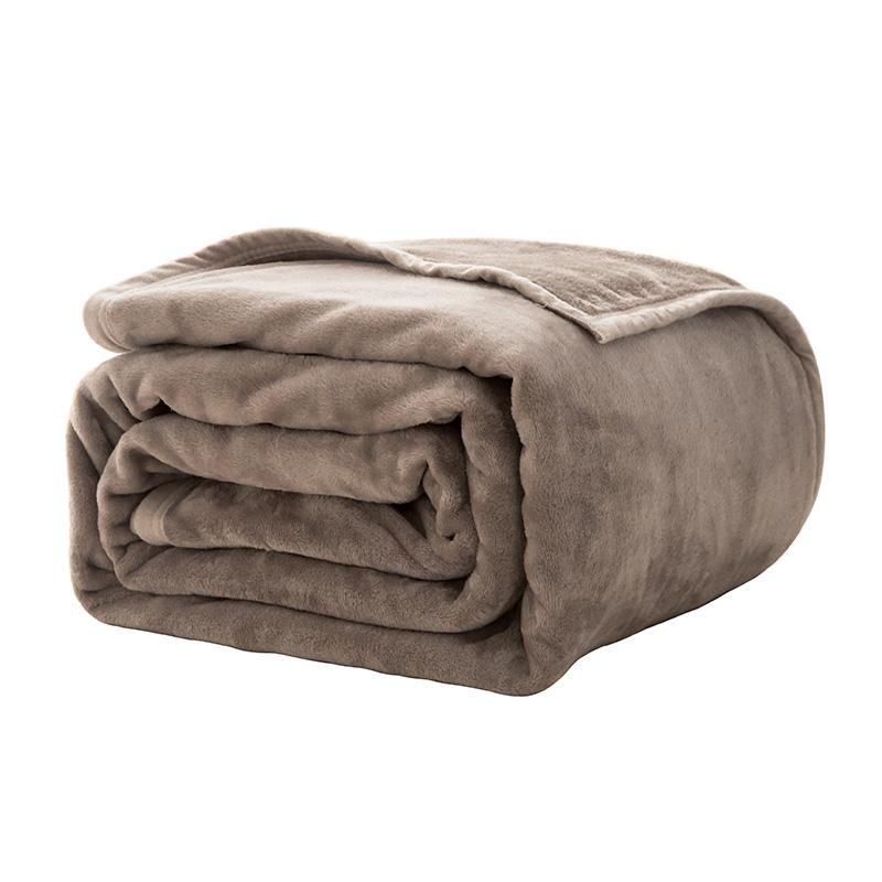 Microfibre Blanket for Queen and King Size Bed