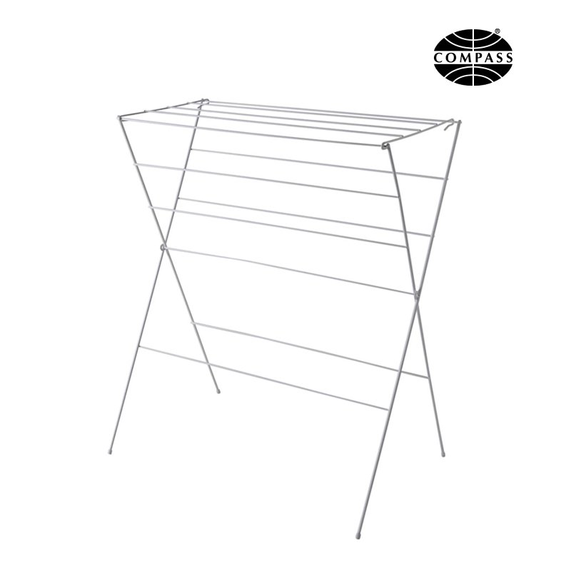 Folding Clothes Airer 12-Rail