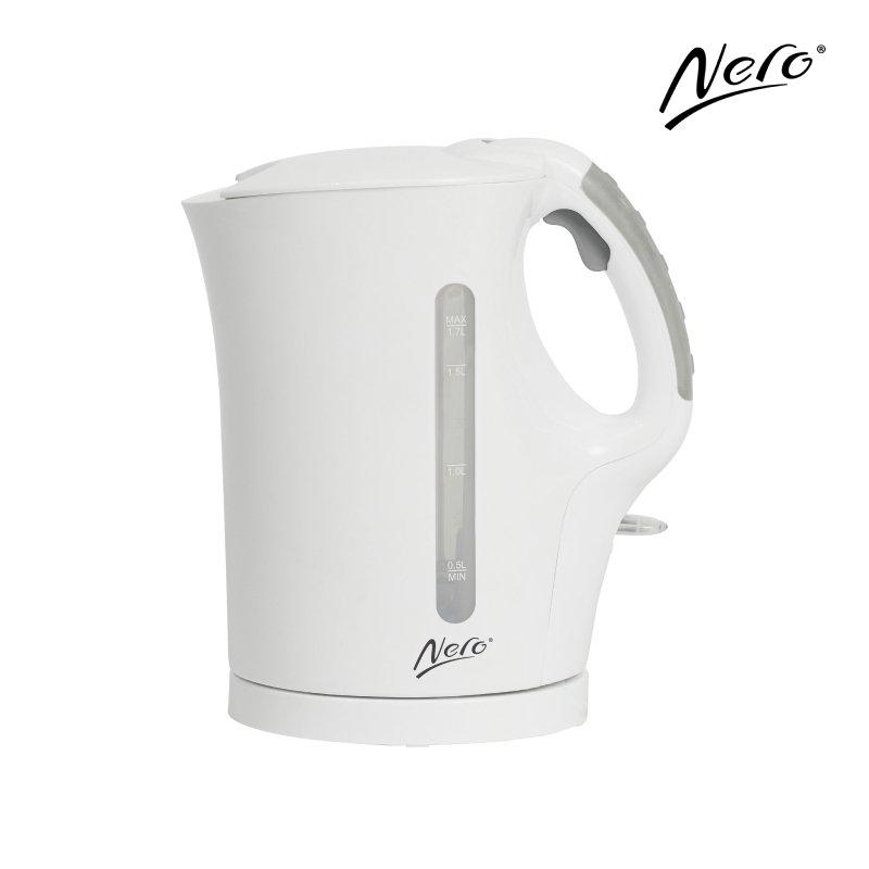 Nero Express White Kettle 1.7L