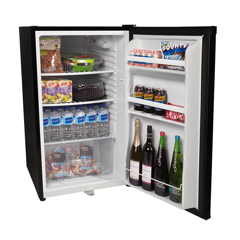 Nero 116L Bar Fridge Black