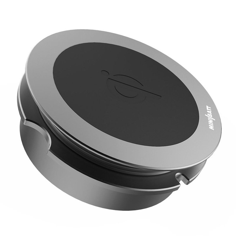 Fs80 Embedded Qi Wireless Charger Titanium