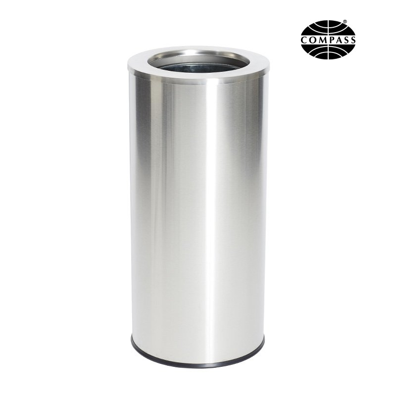 Stainless Steel Tidy Bin 45L