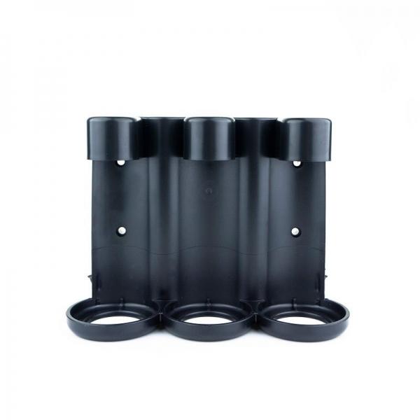 Kiyo Triple Tamper Proof Wall Mount Pump Dispenser