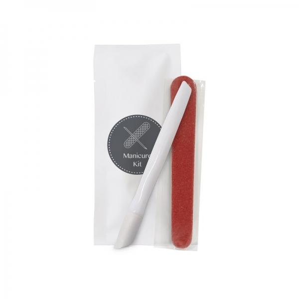 Manicure Kit (nail file/ cuticle stick)
