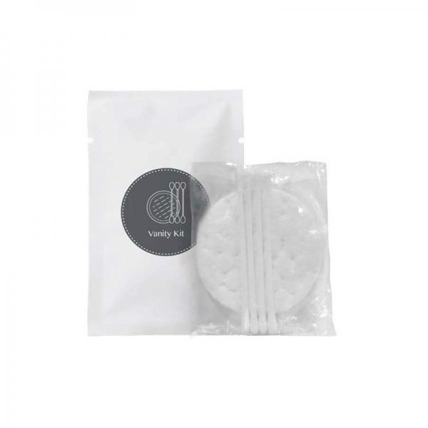 Vanity Kit (4 cotton buds/ 2 cotton pads)