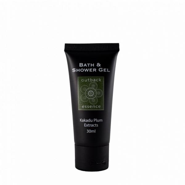 Outback Essence Bath & Shower Gel 30ml Tube (Carton 300)