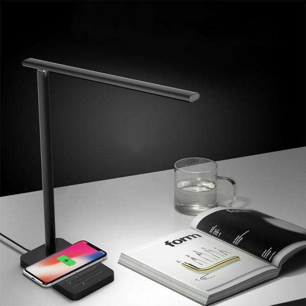 Luxfinity Qi Desk Lamp