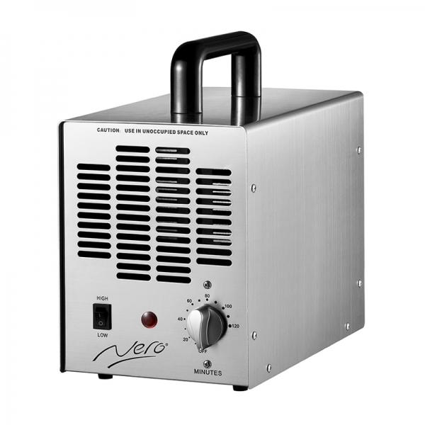 Nero 10G Ozone Machine Stainless Steel