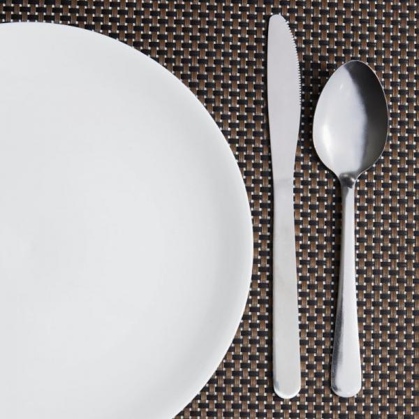 Stainless Steel Flat Dessert Spoon