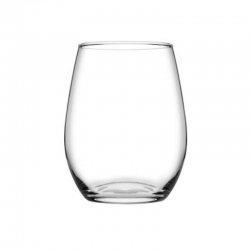 Pasabahce Amber Stemless 440ml Wine ea