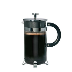 Chrome Coffee Plunger 3 Cup - Click for more info