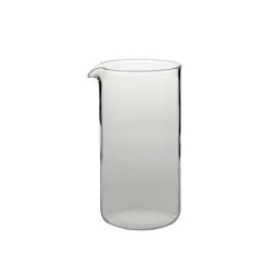 Coffee Plunger Replacement Glass 12 Cup