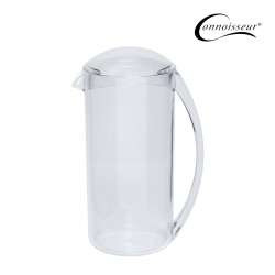Plastic Water Jug With Lid 1L
