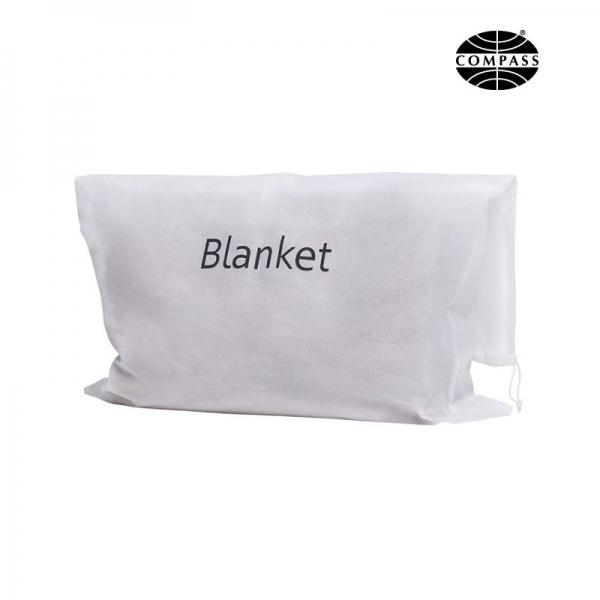 Non-woven Guest Blanket Bag