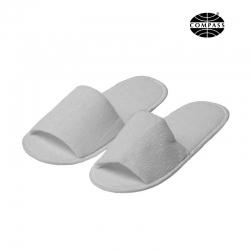Slimline Terry Cotton Slippers