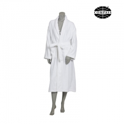 Deluxe Terry Cotton Bathrobe