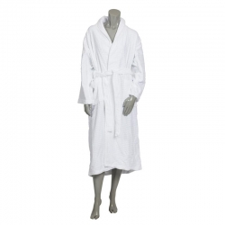 Velour Deluxe Bathrobe - Click for more info