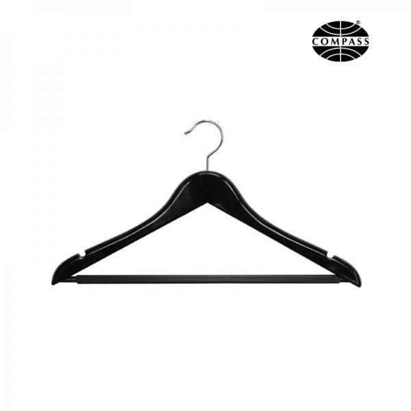 12mm Standard Hook Hanger Black Wood
