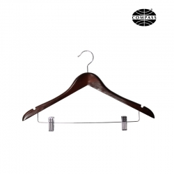 19mm Female Luxury Hanger Dark Wood