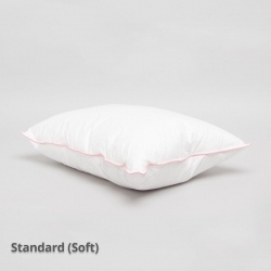 Executive Down Feather Pillow Standard Size Soft