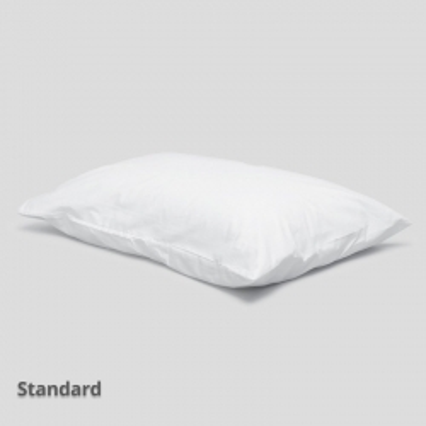 Pillowcase White Standard