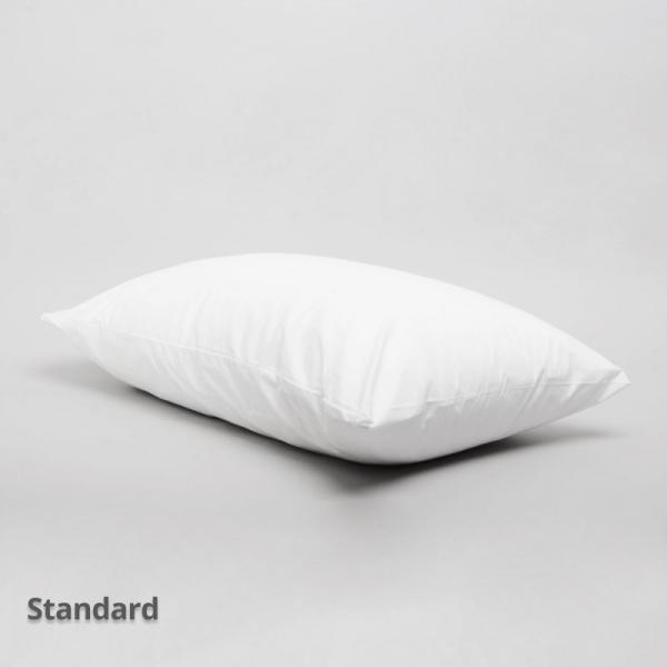 Deluxe Pillowcase White Standard