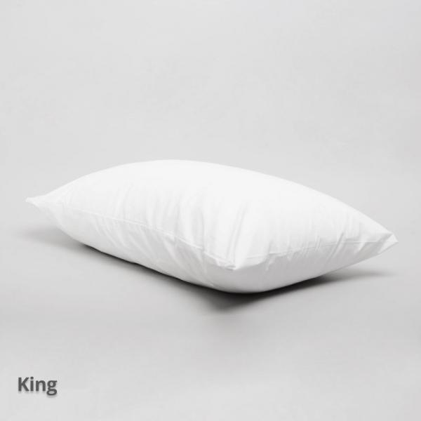 Deluxe Pillowcase White King