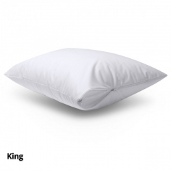 Waterproof Pillow Protector Eva Clean King Size