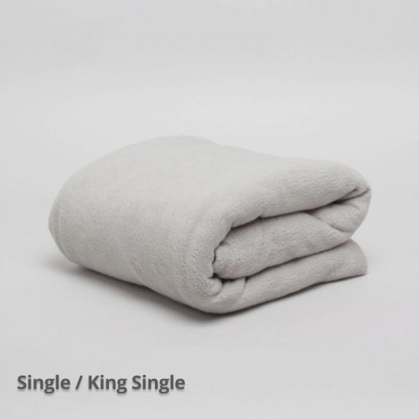 Thermalux Blanket Silver Single/ King Single