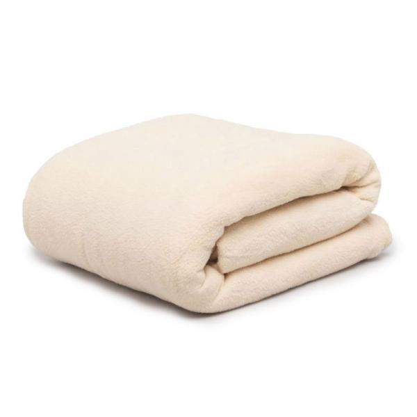 Thermalux Fleece Blanket DB Camel 230 x 240 cm