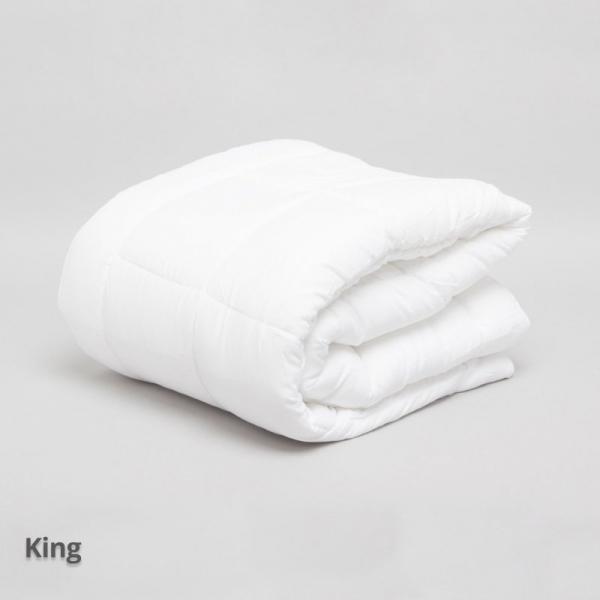 Lightweight Microfibre Quilt King
