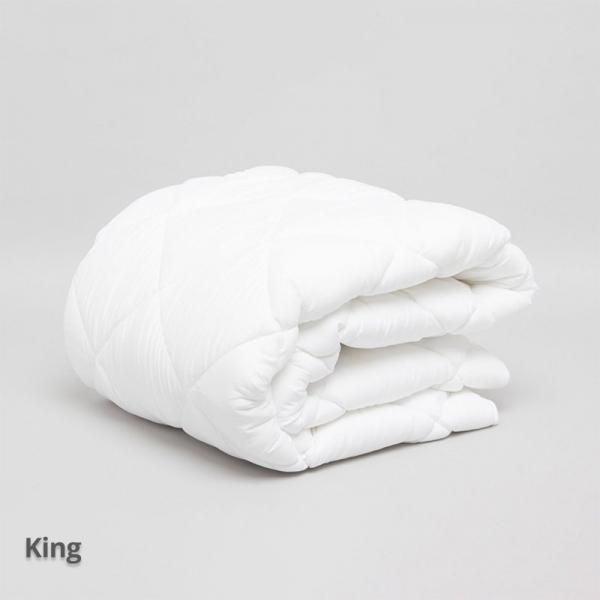 Microfibre Quilt King