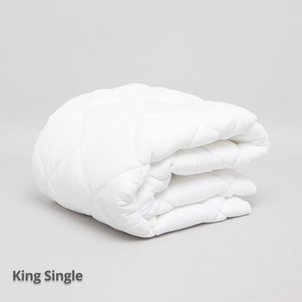 Microfibre Quilt King Single