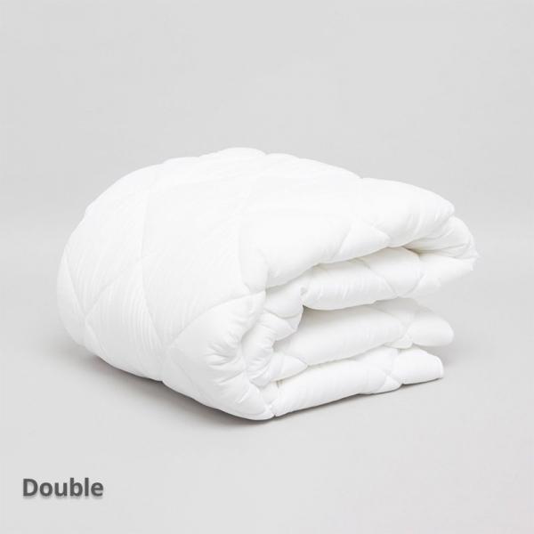 Microfibre Quilt Double