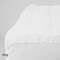 Luxury Mattress Topper King Fitted