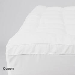 Luxury Mattress Topper Queen Fitted