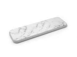 Tray Marble Resin 220Lx70Wx10Hmm