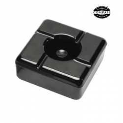 Windless Ashtray Black