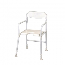 Shower Chair Folding Aluminium
