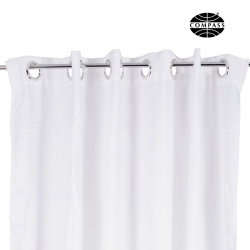 Compass Hookless Premium Shower Curtain - Click for more info