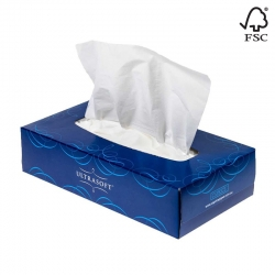 Ultrasoft Facial Tissues 2 ply 100 Sheets (Ctn 48)