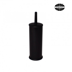 Black Powder Coated Toilet Brush
