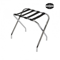 Compass Compact Chrome Luggage Rack