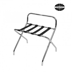 Compass Chrome Luggage Rack