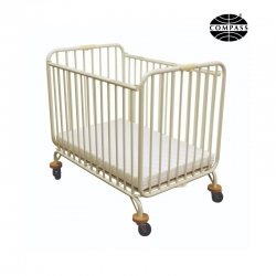 Compass Metal Folding Holiday Cot