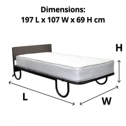 Compass Premium Upright Bed