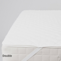 Fibresmart Mattress Protector Double Strapped