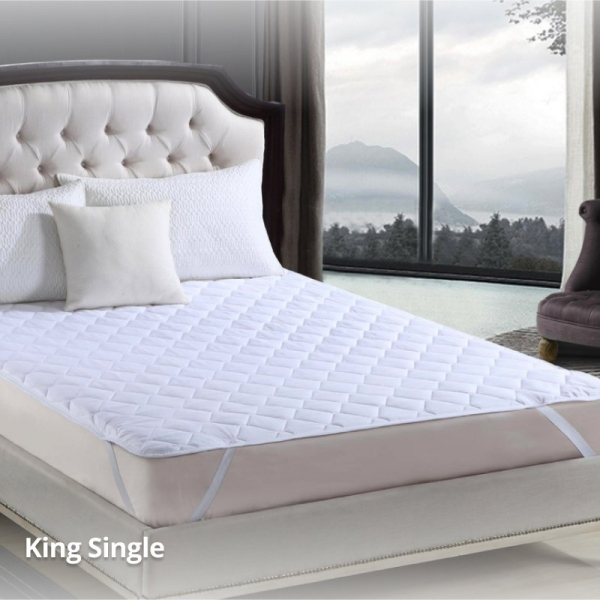 Mattress Protector King Single Size