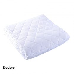 Waterproof Mattress Protector Double Fitted