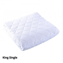 Waterproof Mattress Protector King Single Fitted